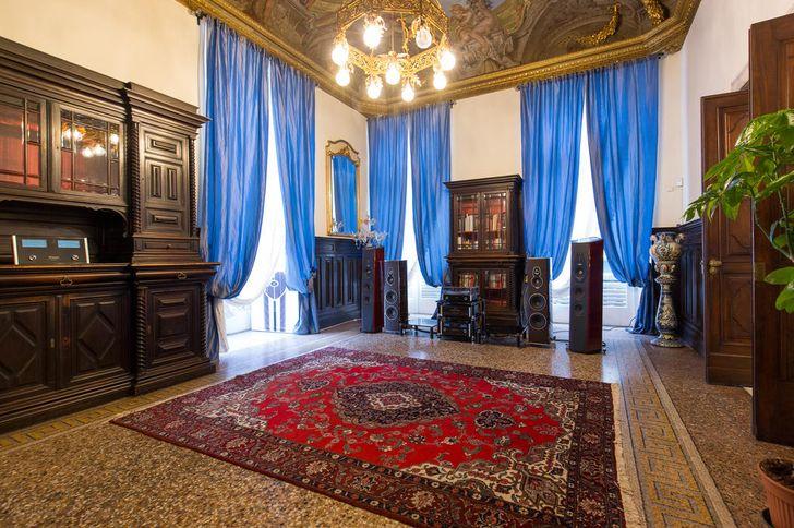 Palazzo Gio Carlo Brignole foto 7