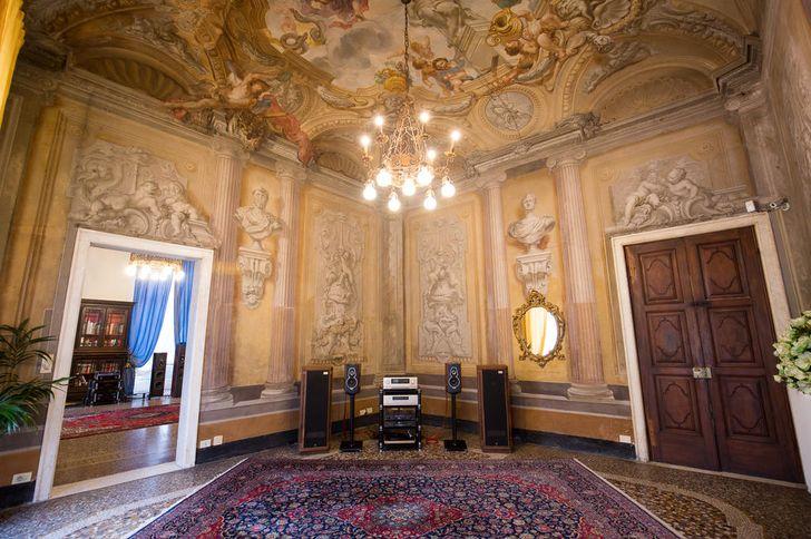 Palazzo Gio Carlo Brignole foto 2