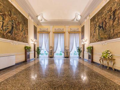 sale meeting e location eventi Genoa - Palazzo Gio Carlo Brignole