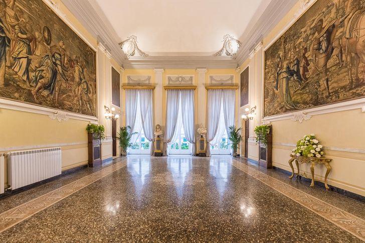 Palazzo Gio Carlo Brignole foto 1