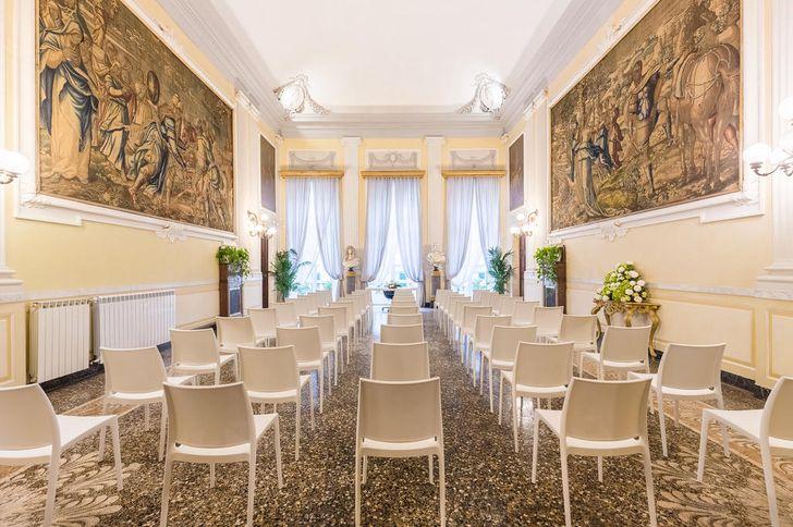 Palazzo Gio Carlo Brignole foto 5