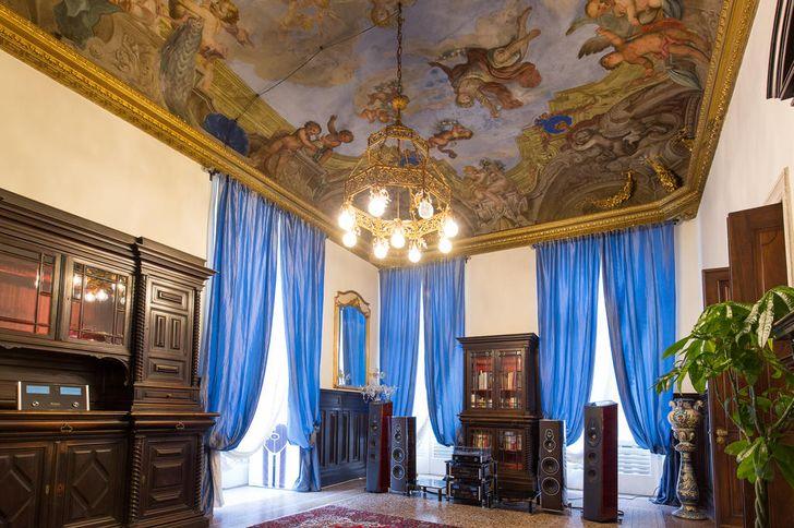 Palazzo Gio Carlo Brignole foto 10