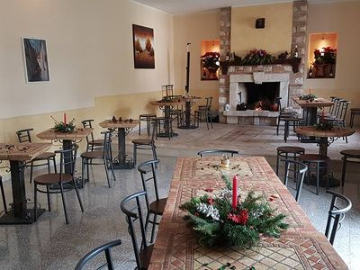 sale meeting e location eventi Castelvecchio Calvisio - Adonis Bar Ristoro