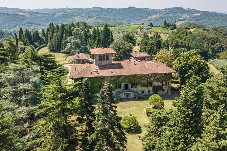 Villa Piandaccoli foto 1