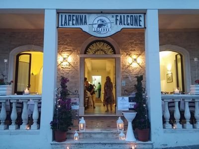 sale meeting e location eventi Silvi - Locanda Lapenna del Falcone