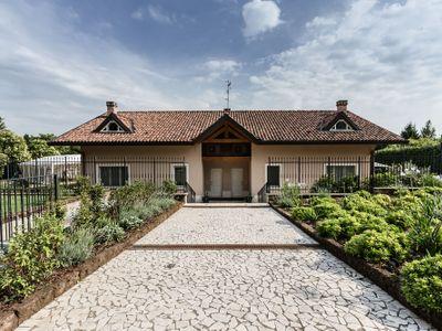 sale meeting e location eventi Usmate Velate - Villa del Dosso