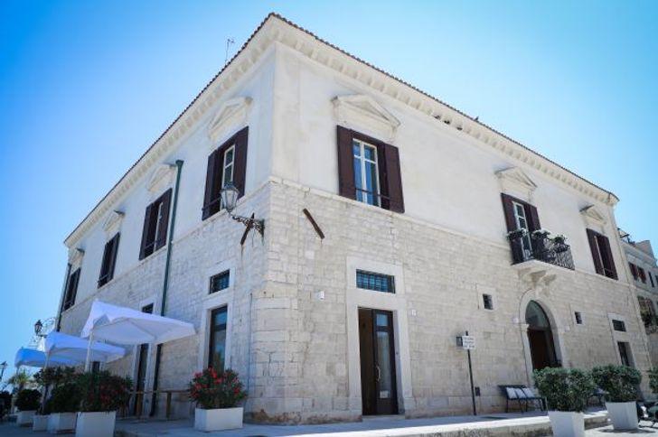 Palazzo Filisio Hotel Regia Restaurant foto 1