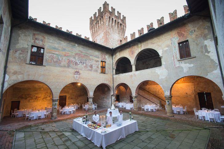 Castello di Malpaga foto 1