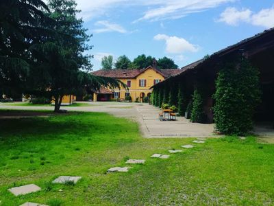 sale meeting e location eventi Gaggiano - Cascina Guzzafame