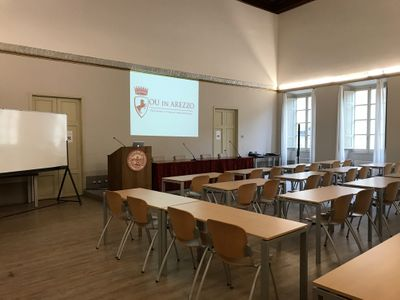 sale meeting e location eventi Arezzo - University of Oklahoma