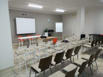 sale meeting e location eventi Siracusa - Sala Helios eventi e meeting