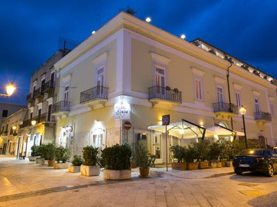 sale meeting e location eventi Bisceglie - Hotel Nuovo Bonomi