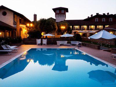 sale meeting e location eventi Sandigliano - Santo Stefano Spa Relais