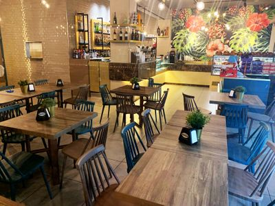 sale meeting e location eventi Volla - Cosmopolitan Bakery & Bistrot