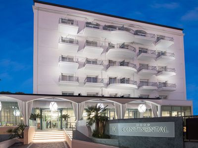 sale meeting e location eventi Rimini - Hotel Continental e dei Congressi