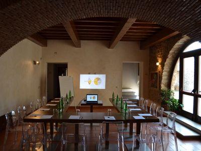sale meeting e location eventi Veroli - Monastero Sant'Erasmo Veroli