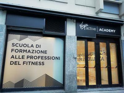 sale meeting e location eventi Milano - Virgin Active Academy