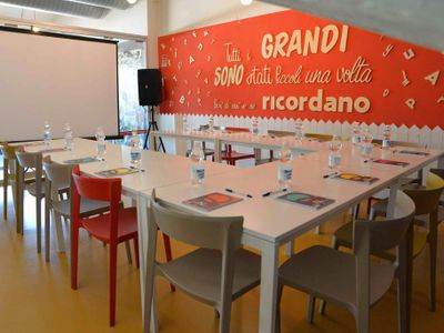 sale meeting e location eventi Carugate - Tribagai