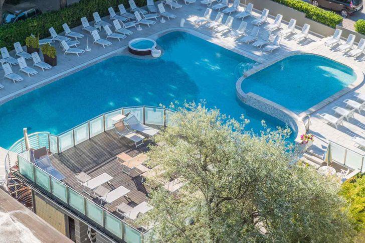 Hotel Luxor Milano Marittima foto 1