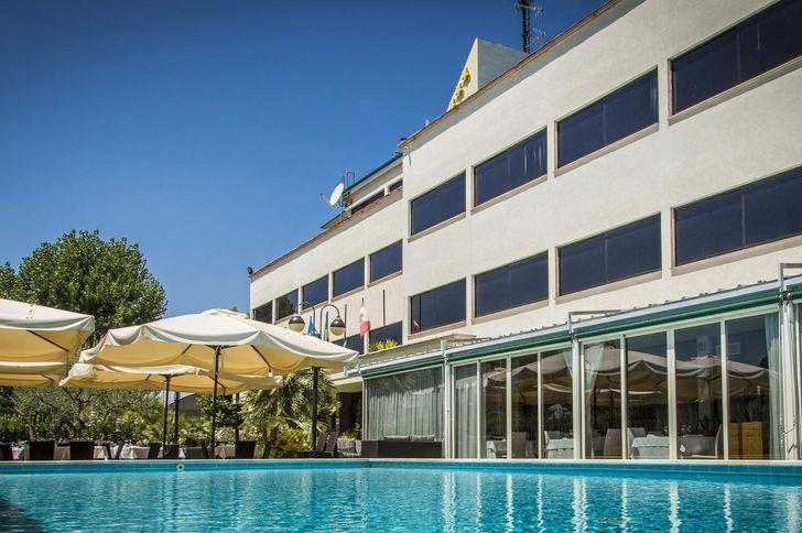 Hotel Cristallo Relais foto 1