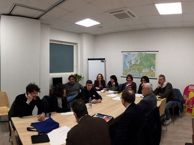 sale meeting e location eventi Rome - Easy Life Business Center