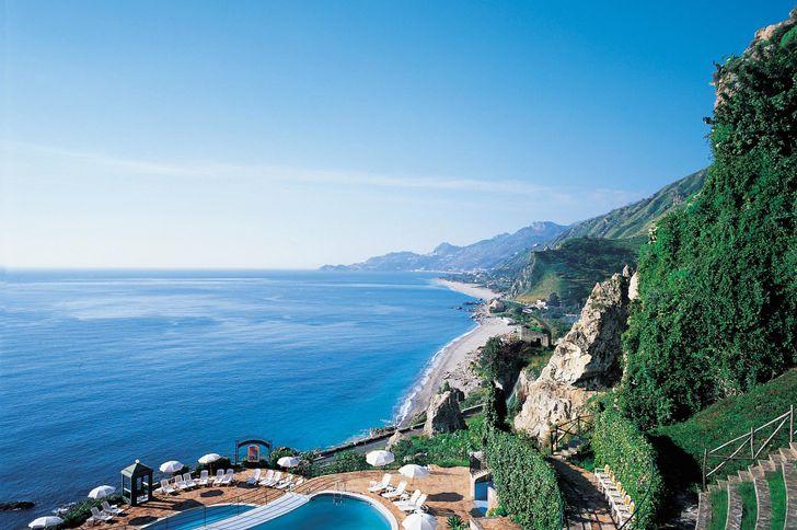Baia Taormina Hotel foto 1