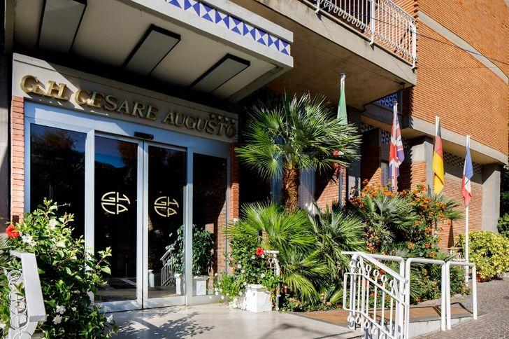Grand Hotel Cesare Augusto foto 1