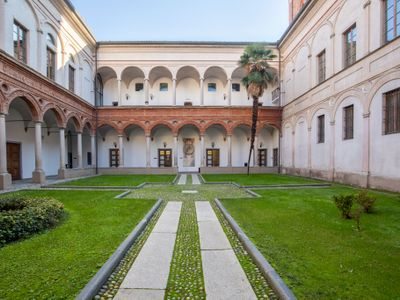 sale meeting e location eventi Milan - Casa Cardinale Ildefonso Schuster