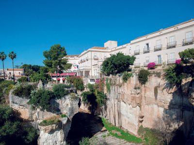 sale meeting e location eventi Siracusa - Grand Hotel Villa Politi 1862