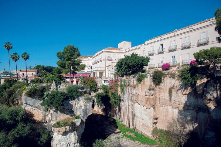 Grand Hotel Villa Politi 1862 foto 1