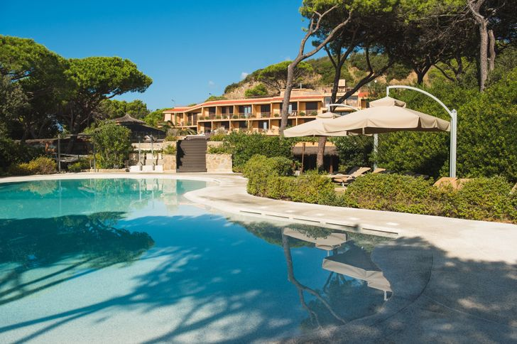Roccamare Resort foto 1