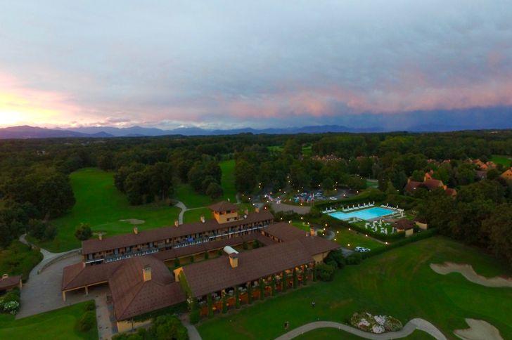 Golf Club Castelconturbia foto 1