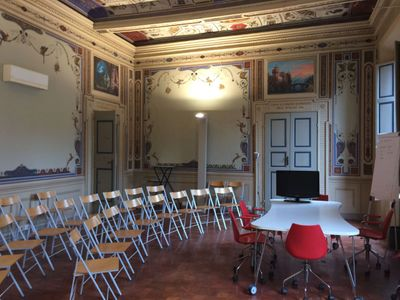 sale meeting e location eventi Faenza - Quazar Coworking e Spazio Eventi
