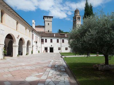 sale meeting e location eventi Monastier di Treviso - Abbazia di Santa Maria di Pero - Ninni Riva
