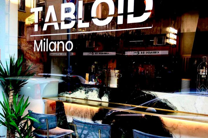 Tabloid Milano foto 1