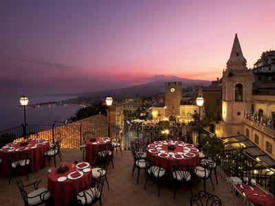 sale meeting e location eventi Taormina - Ristorante Baronessa