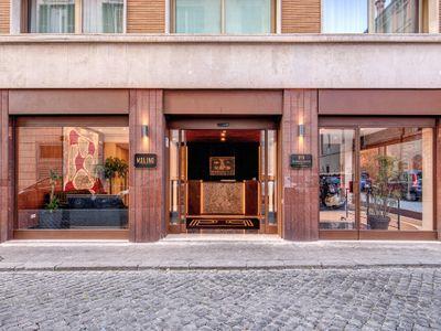 sale meeting e location eventi Rome - Prassede Palace