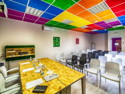 sale meeting e location eventi Montale - Sala Rubik