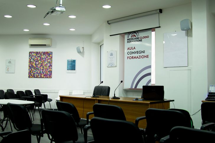 Sala Convegni Medichini Clodio foto 1