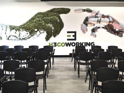 sale meeting e location eventi Ancona - H3 Coworking