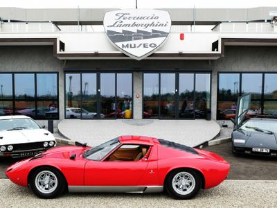 sale meeting e location eventi Argelato - Museo Ferruccio Lamborghini
