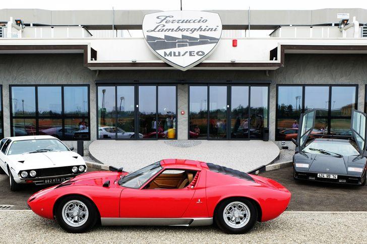 Museo Ferruccio Lamborghini foto 1