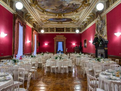 sale meeting e location eventi Lonigo - Villa San Fermo