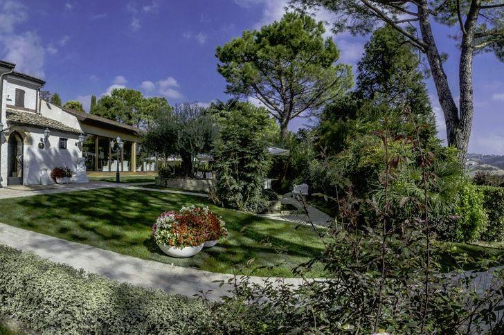 Ristorante Villa Bianca di Montegranaro foto 1