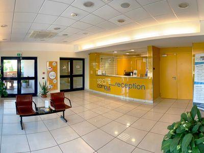 sale meeting e location eventi Salerno - Seci Campus Impresa