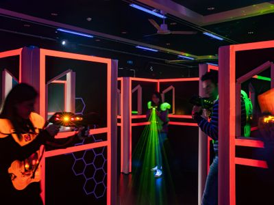 sale meeting e location eventi San Giovanni la Punta - Q-Fun Laser Game Catania