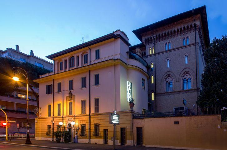 Hotel Villa Grazioli foto 1