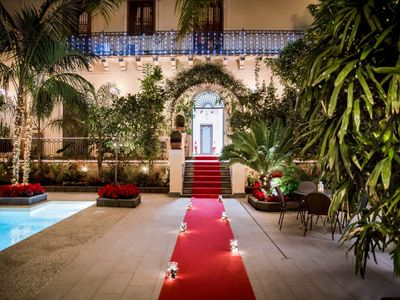 sale meeting e location eventi Catania - Hotel Villa Romeo