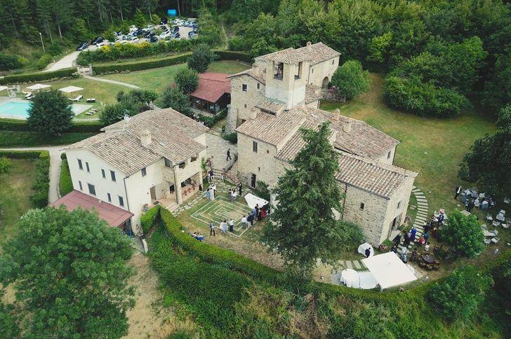 Abbazia San Faustino Residenza D'Epoca foto 1