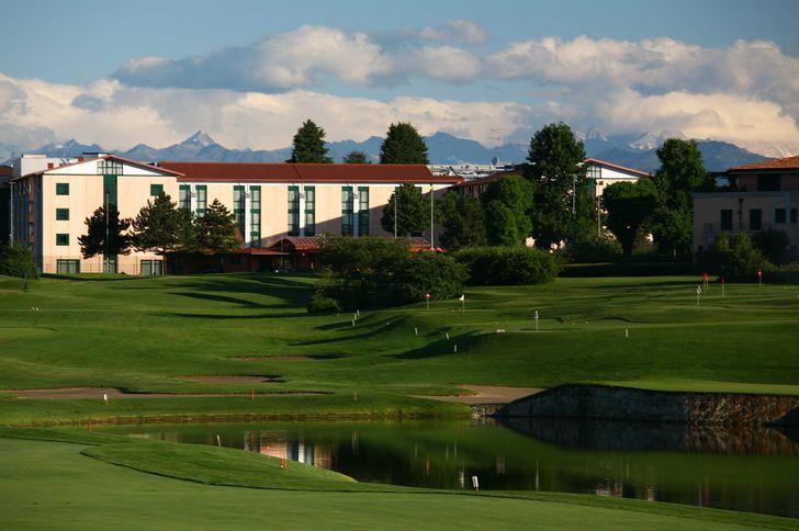 Le Robinie Golf Hotels Centro Congressi foto 1